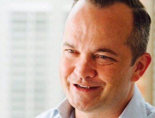 Barry Vera has taken the helm as Managing Director of Create Food & Party Design