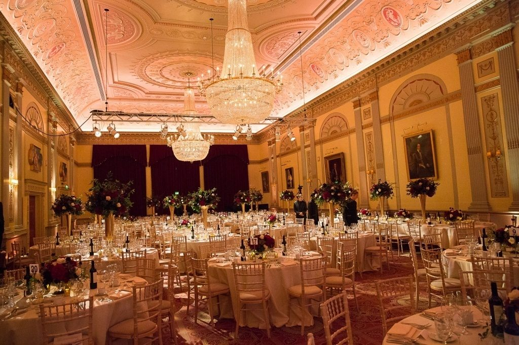 Jewish Wedding Venue In London Plaisterers Hall