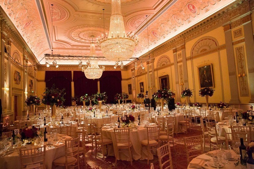 Elegant Wedding Venue In London Plaisterers Hall