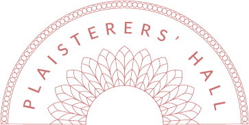 Plaisterers Hall Logo