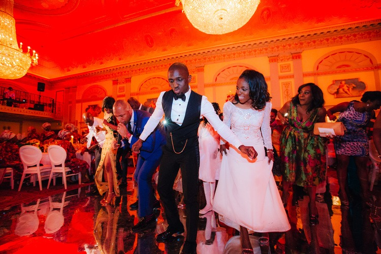 African And Caribbean Wedding Venue London Plaisterers Hall
