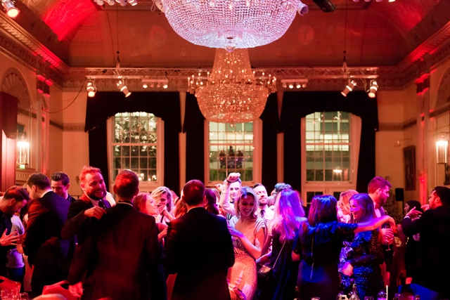 Christmas Party Venue | London | Plaisterers Hall